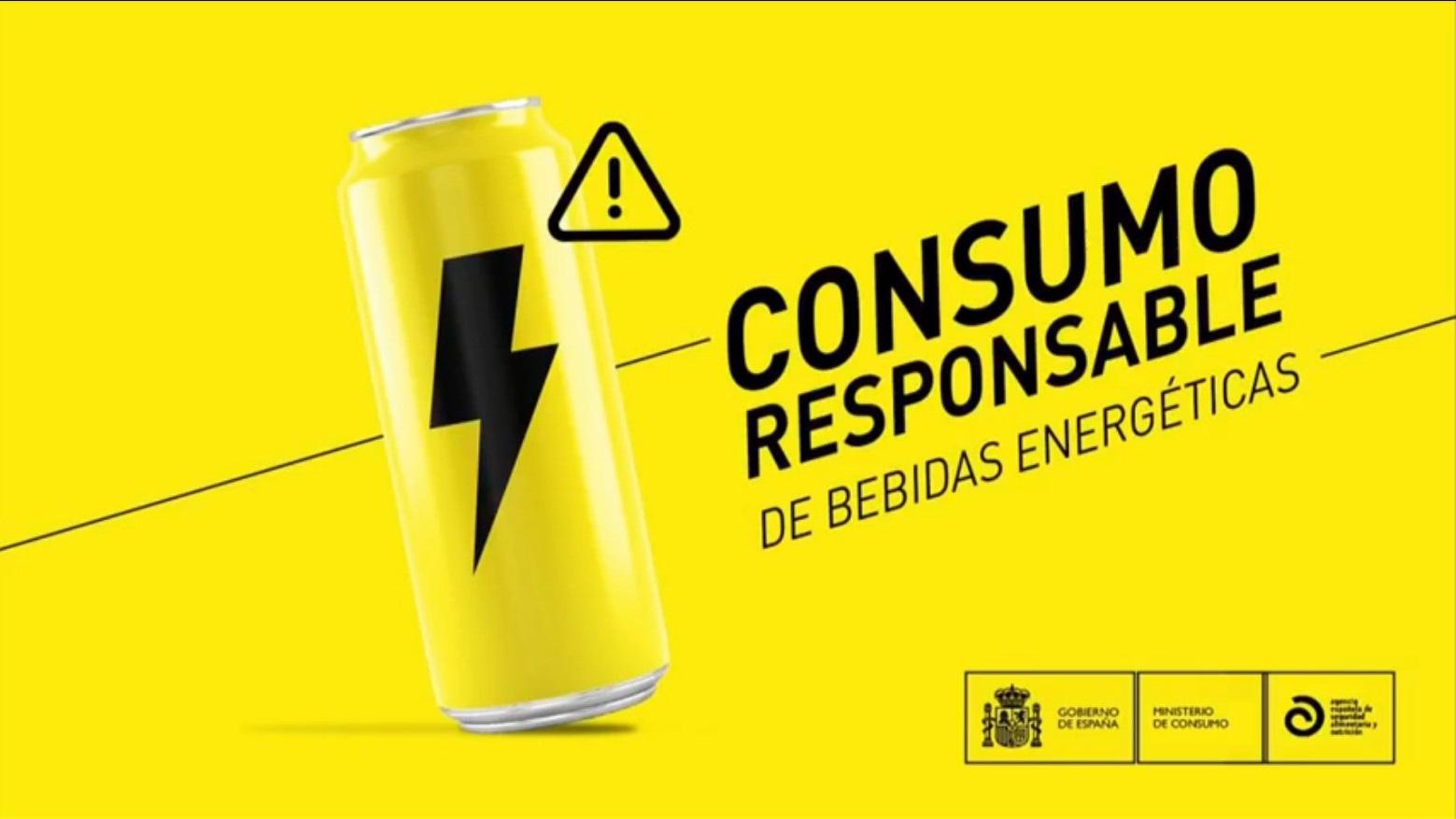 El Ministro de Consumo presenta el informe del Comité Científico de la AESAN sobre bebidas energéticas.