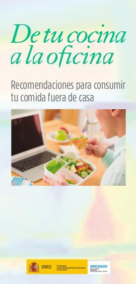 Aecosan agencia espa ola de consumo seguridad for Normas de higiene personal en la cocina
